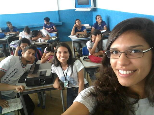 Atividades de Arborização. Escola Helena Celestino Magalhães. Juazeiro-BA. 01-09-2016