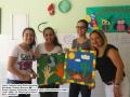 Atividades de Arte Ambiental. Escola Washington Barros. Petrolina-PE. 14/08/2017.