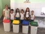 Atividades de coleta seletiva movimenta escolas