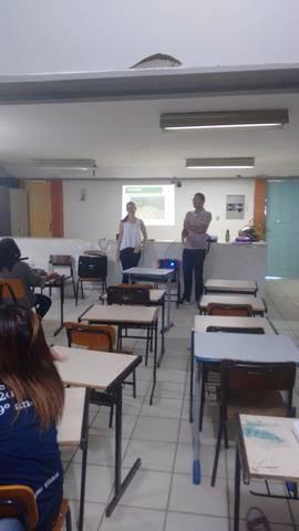 Atividade de coleta seletiva. Escola Polivalente Américo Tanuri. Juazeiro-BA. 05-08-2016 (2)