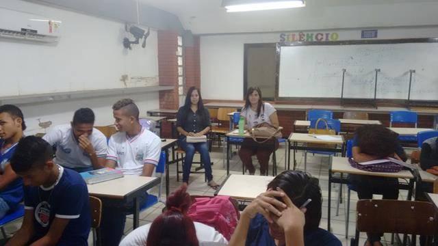 Atividade de coleta seletiva. Escola Polivalente Américo Tanuri. Juazeiro-BA. 05-08-2016 (9)