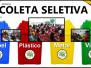 Atividades de coleta seletiva sensibilizam estudantes e professores