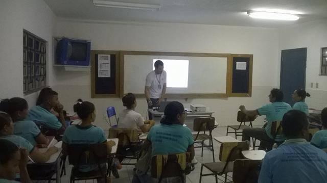 Cuidados com a água. Escola Agostinho Muniz. Juazeiro-BA. 01-04-2016