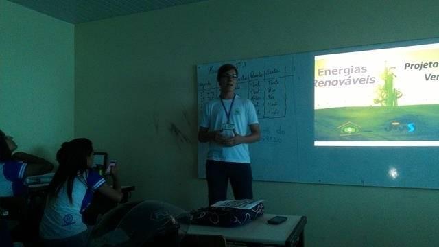 Energias Renovaveis. Escola Marechal Antonio Alves Filho (EMAAF). Petrolina-PE. 11-04-2016 (1)