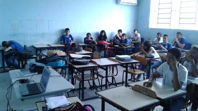 Atividades sobre Energias Renováveis. Escola Antonilio da França Cardoso. Juazeiro-BA. 23-09-2016