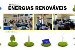 Atividades de Energias Renováveis movimentam escolas