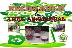 Atividades de reciclagem mobilizam estudantes e professores