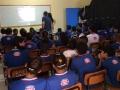 Atividade sobre saúde ambiental - Colégio Antonílio da França Cardoso - Juazeiro-BA - 03.11.15