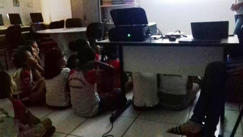Atividades de Saúde Ambiental. Escola Joca de Souza. Juazeiro-BA. 20/04/2017.