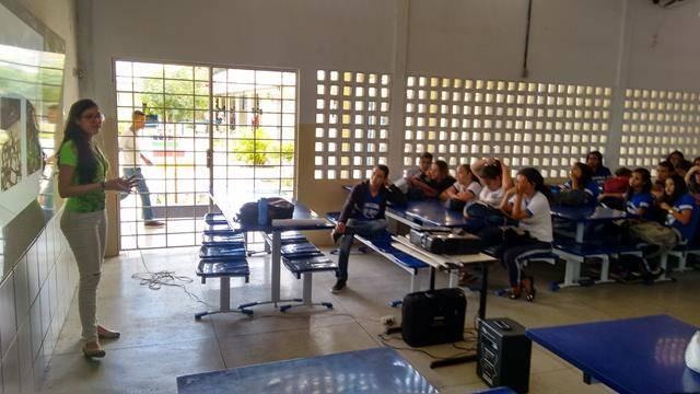 Saúde Ambiental. Escola Doutor Pacífico da Luz. Petrolina-PE. 04-08-2016