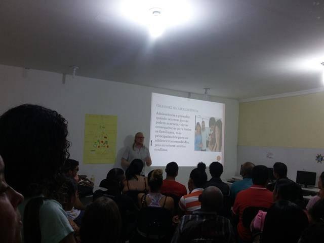 Saúde Ambiental. Escola Joca de Souza. em Juazeiro-BA. 04-08-2016
