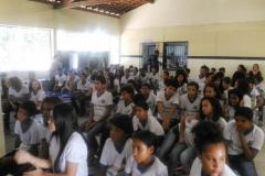 Atividades sobre plantas medicinais têm participação de estudantes em Petrolina