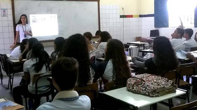 Plantas Medicinais. Escola Prof Simão Amorim Durando. Petrolina-PE. 17-06-2016