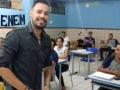 Aulão sobre Meio Ambiente e Desenvolvimento Sustentável. Escola Rui Barbosa. Juazeiro-BA. 05/10/2017.