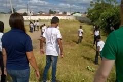 Buscas por focos do Aedes aegypti mobilizam escolas da região
