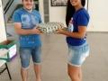 Coleta de caixas de ovos Univasf Juazeiro ocorreu nos 17 e 10 de outubro e arrecadou 85 caixas.