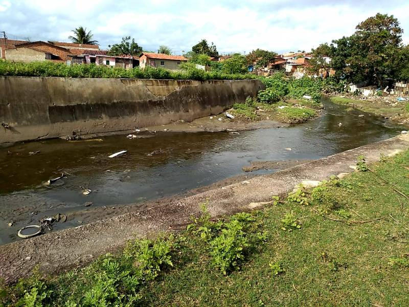 Atividade Mobilização Ambiental. Escola Municipal Luiz Cambeba. Campina Grande-PB. 15/08/2019