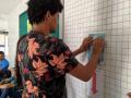 Atividade Mobilização Ambiental. UNIVASF- CCA. Petrolina-PE. 11/11/2019