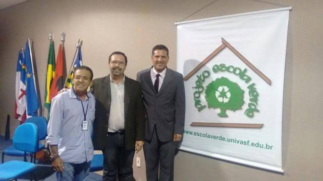 Debate com os candadatos a prefeito de Petrolina-PE. Campus Univasf-Sede. 18-08-2016