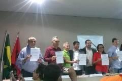 Candidatos a Prefeito de Petrolina assinam Termo de Compromisso