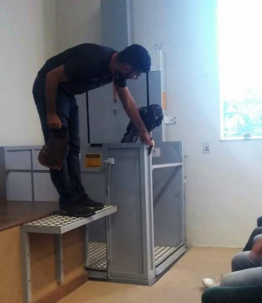 Visita Técnica ao CEMAFAUNA/UNIVASF. Escola Artur Oliveira. Juazeiro-BA. 11/05/2017