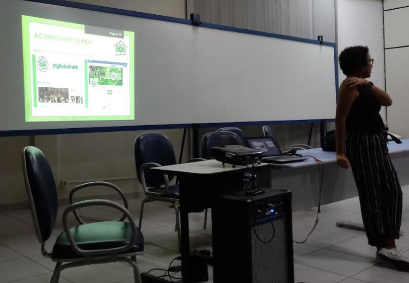 Cine Debate. Mineração: Impactos Socioeconômicos no Meio Ambiente. FACAPE. Petrolina-PE. 07/02/2019.