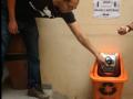 Coleta de Pilhas e Baterias usadas