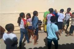 Coleta seletiva mobiliza professores e alunos