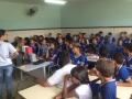 Atividade sobre coleta seletiva - Colégio Estadual Helena Celestino - Juazeiro-BA - 09.11.15