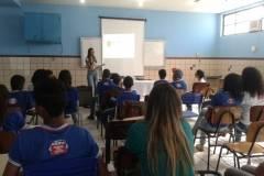 Ações de coleta seletiva mobilizam professores e estudantes