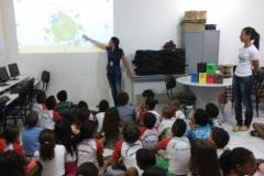Coleta Seletiva movimenta escolas