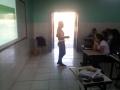 Atividade sobre coleta seletiva - Colégio Estadual Lomanto Júnior - Juazeiro-BA - 09.09.15