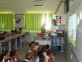 Atividades de Coleta Seletiva. Escola Iracema Pereira da Paixão. Juazeiro-BA. 22-07-2016 (2)