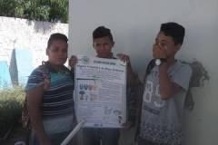 Combate ao Aedes aegypti e saúde ambiental nas escolas