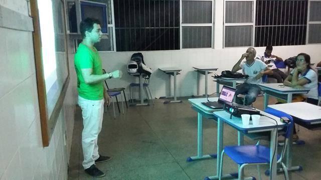 Saúde Ambiente. Centro Territorial de Educação Profissional (CETEP). Juazeiro-BA. 27-04-2016 (11)