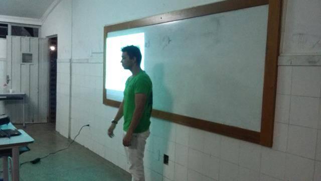 Saúde Ambiente. Centro Territorial de Educação Profissional (CETEP). Juazeiro-BA. 27-04-2016 (7)
