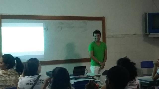 Saúde Ambiente. Centro Territorial de Educação Profissional (CETEP). Juazeiro-BA. 27-04-2016 (8)