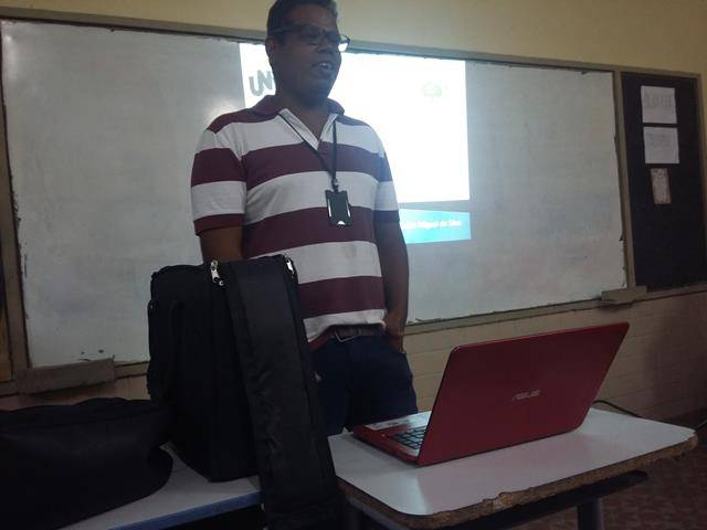Saúde Ambiente. Escola Dom Malan. Petrolina-PE. 03-05-2016