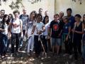 Atividades de Compostagem. Escola Rui Barbosa. Juazeiro-BA. 31/08/2017.