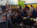 Atividade Compostagem. Escola Municipal Ariano Suassuna. Petrolina-PE. 19/11/2019.