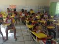 Atividade Compostagem. Escola Municipal Joca de Souza Oliveira. Juazeiro-BA. 11/11/2019.