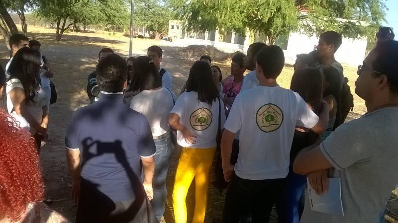 I COBEAI-IV WEAI - Visita técnica ao CEMAFAUNA - Univasf - Petrolina-PE - 15, 16 e 17 de outubro de 2015