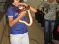 Visita Técnica ao Centro de Manejo da Fauna da Caatinga (CEMAFAUNA). Escola Hildete Lomanto. Juazeiro-BA. 24/07/2017.