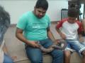 Visita Técnica ao Centro de Manejo da Fauna da Caatinga (CEMAFAUNA). Escola Luis Cursino. Juazeiro-BA. 02/08/2017.