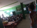Crianças são sensibilizadas sobre Saúde Ambiental