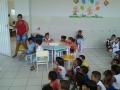 Atividade de arte ambiental - EMEI Dilma Calmon - Juazeiro-BA - 10.03.16