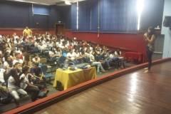 Cuidados com a saúde ambiental mobiliza 400 pessoas