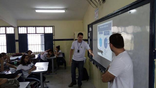 Cuidados com os recursos hídricos. Escola Dr Pacífico Rodrigues da Luz. Petrolina-PE. 03-06-2016