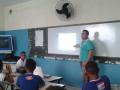 Atividades de Saúde Ambiental. Escola Rotary Club. Juazeiro-BA. 08/06/2017.