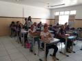Atividade Arte Ambiental. Colégio Estadual do Campo. Ibipitanga-BA. 08/11/2019.